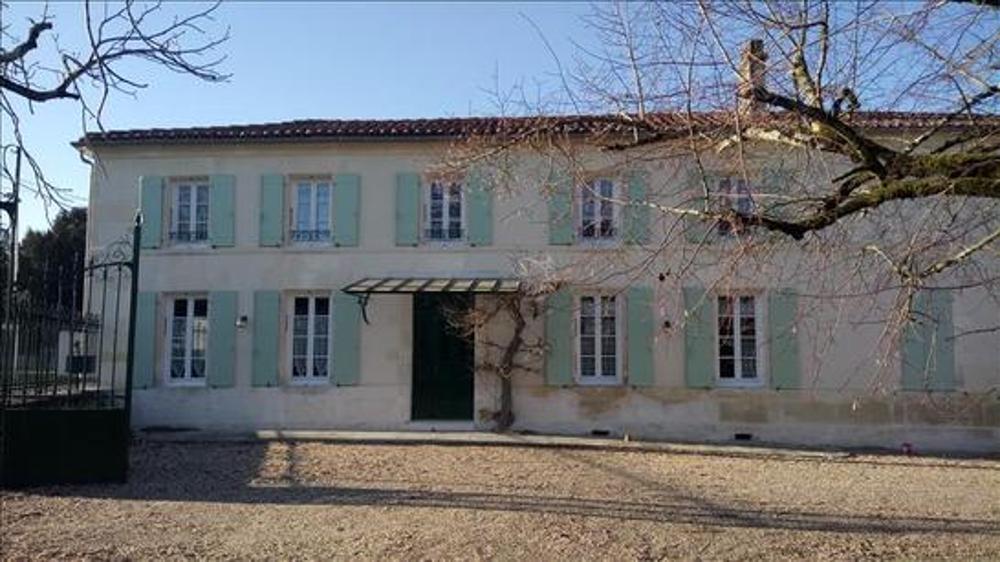 Richemont Charente Haus Bild 3374967