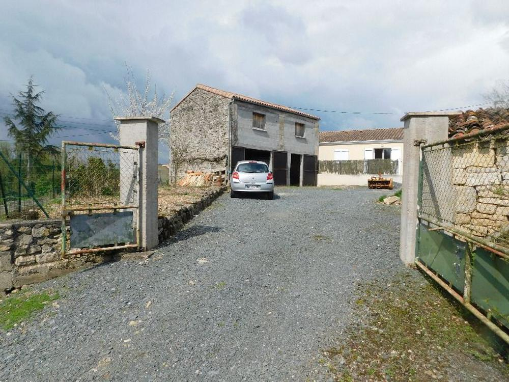 Coulon Deux-Sèvres Haus Bild 3376888