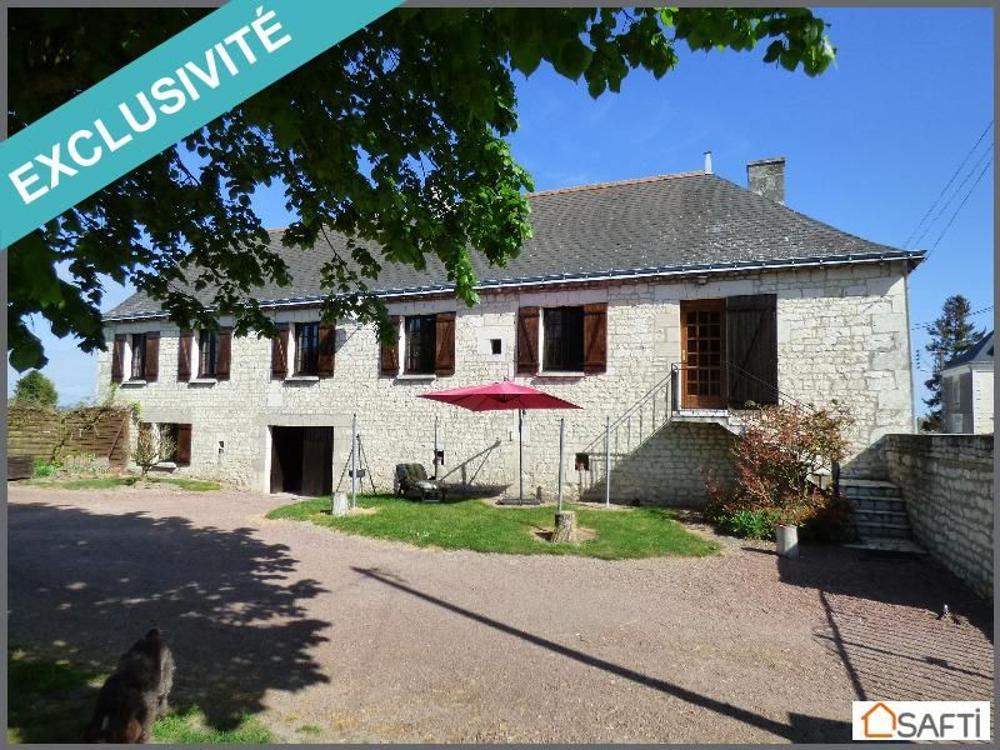 Lémeré Indre-et-Loire Haus Bild 3338218