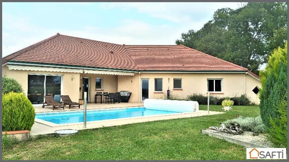 Laas Pyrénées-Atlantiques Haus Bild 3382239