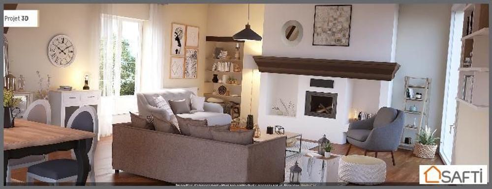 Laas Pyrénées-Atlantiques Haus Bild 3329550