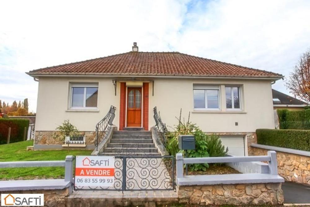 Saint-Martin-au-Laërt Pas-de-Calais huis foto 3345953