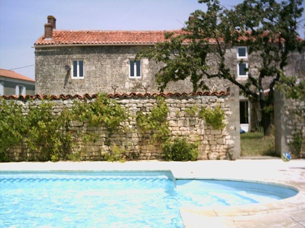 Le Langon Vendée Haus Bild 3362856