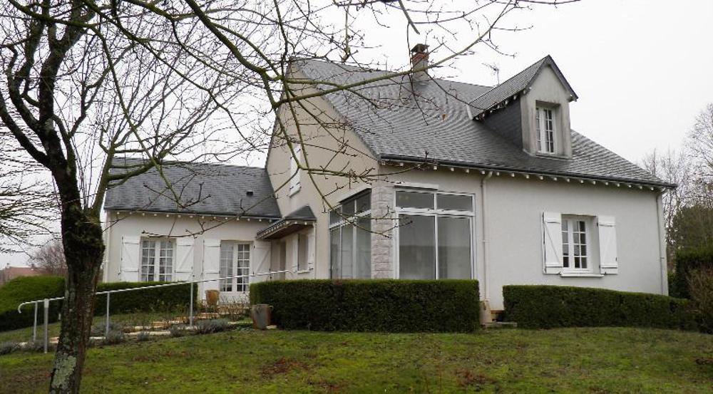 Mer Loir-et-Cher Haus Bild 3381507