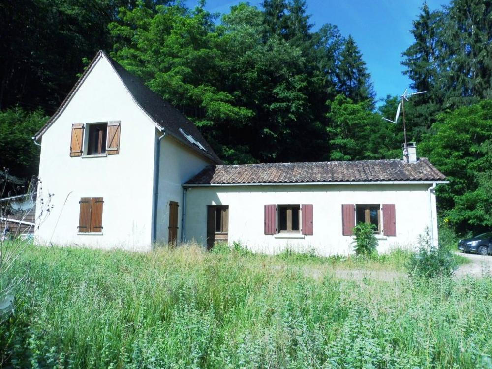 Domme Dordogne Haus Bild 3364078