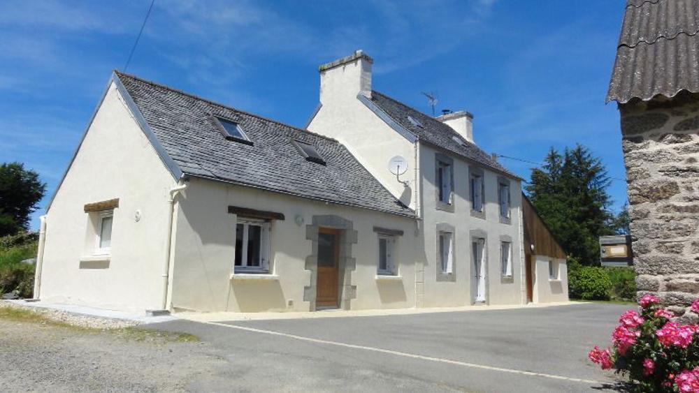 Plounéour-Ménez Finistère Haus Bild 3345690
