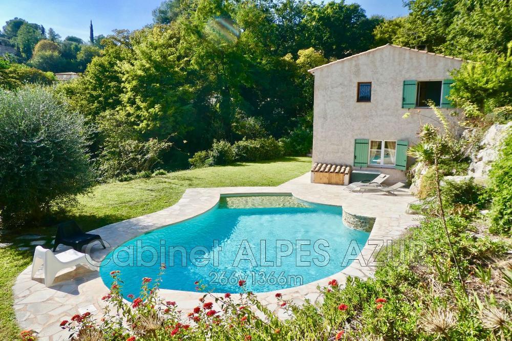 Saint-Jeannet Alpes-Maritimes Haus Bild 3320753