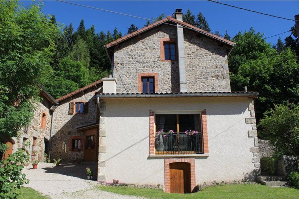Riotord Haute-Loire Haus Bild 3310349