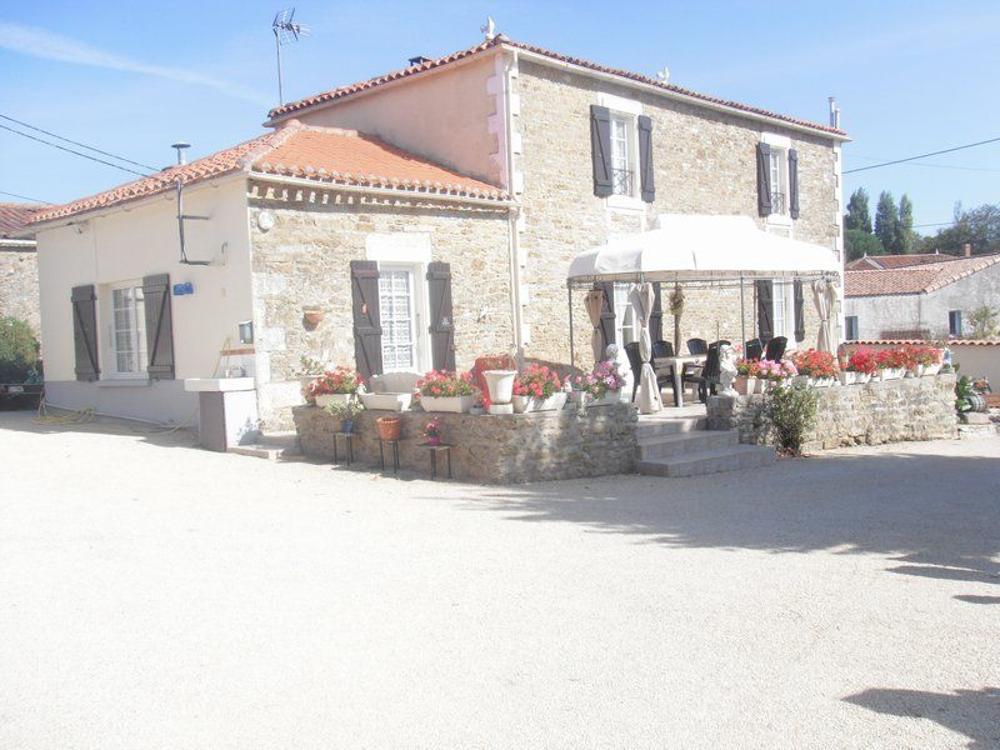 La Chapelle-Thémer Vendée Haus Bild 3310284