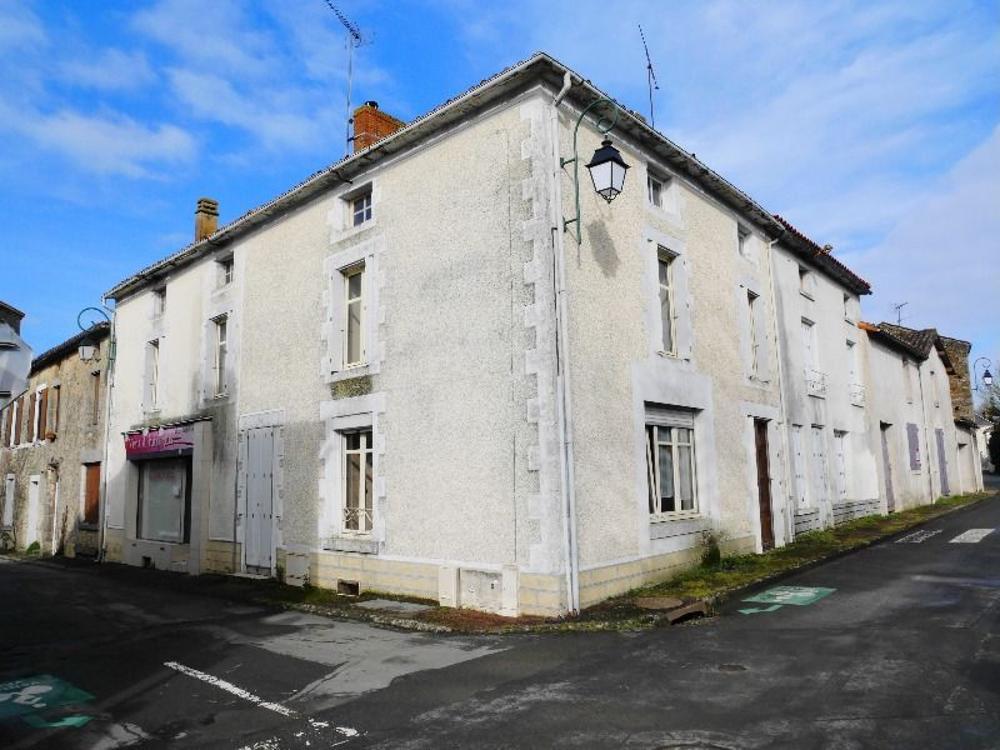 Breuil-Barret Vendée Kneipe Bar Bild 3340431