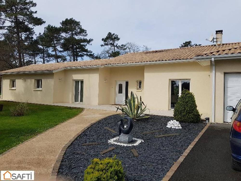 Soulac-sur-Mer Gironde Haus Bild 3376991
