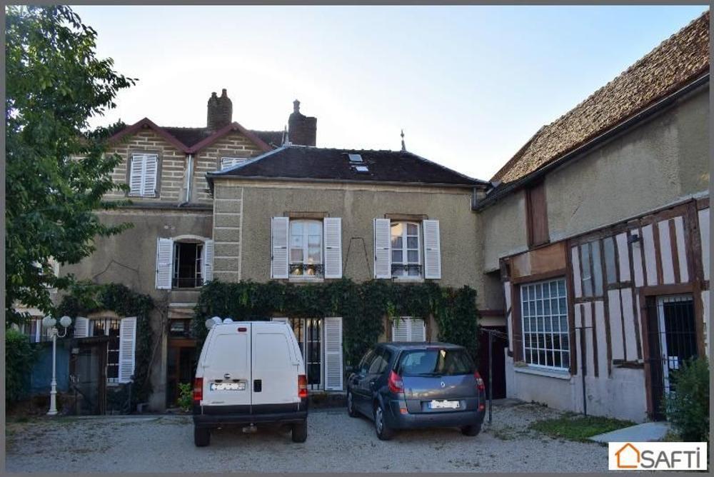 Ervy-le-Châtel Aube Haus Bild 3339529