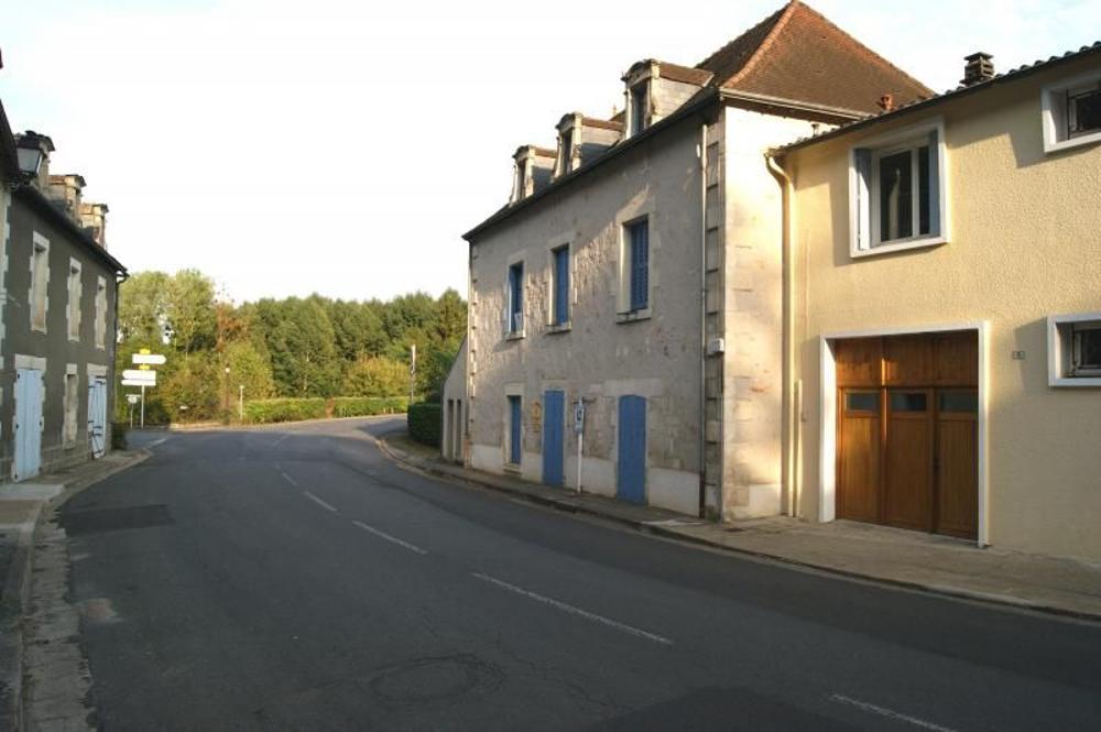 Saint-Pierre-de-Maillé Vienne Haus Bild 3328576