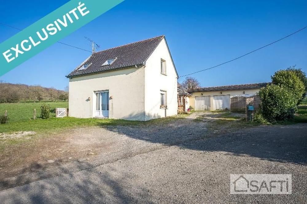 Argentré-du-Plessis Ille-et-Vilaine Haus Bild 3339958