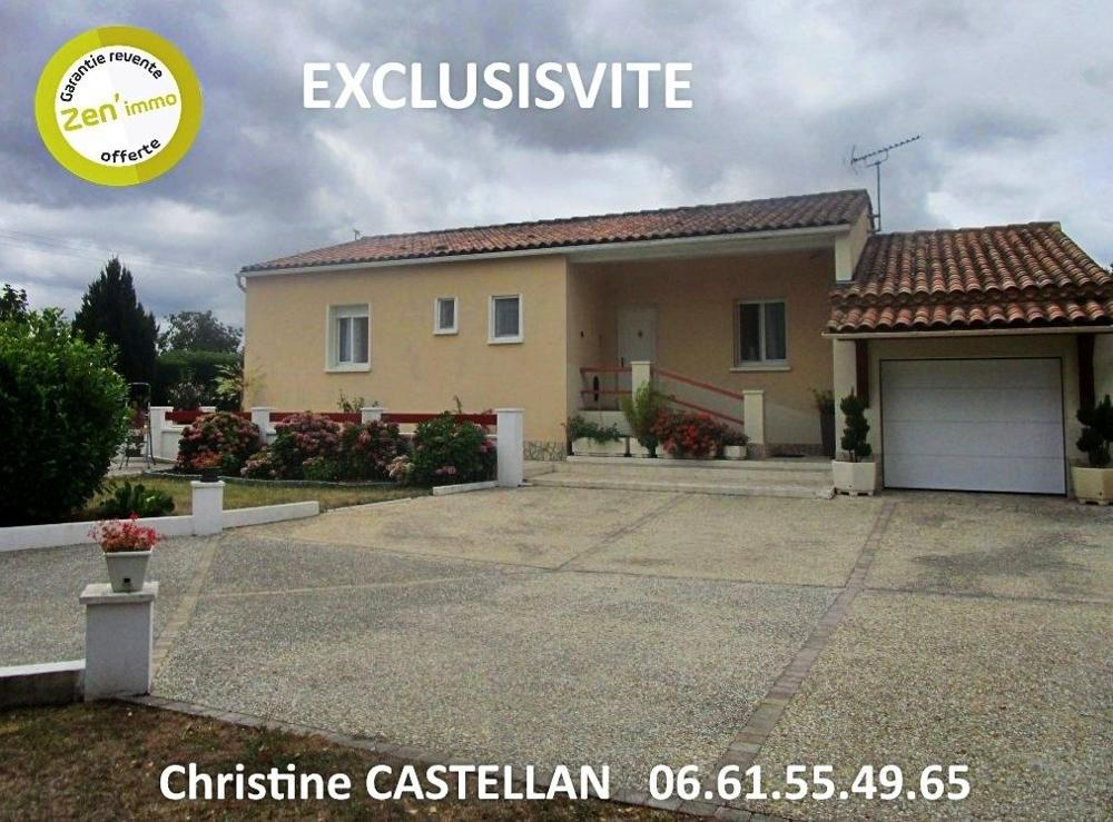 Saint-Angeau Charente Haus Bild 3312771