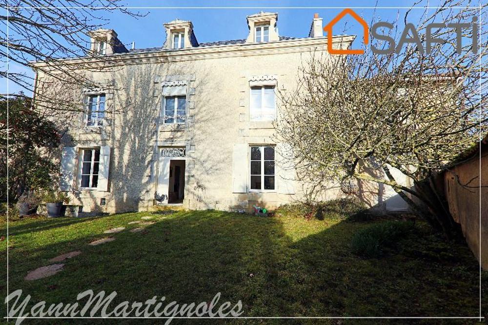 Champigny-le-Sec Vienne Haus Bild 3379744