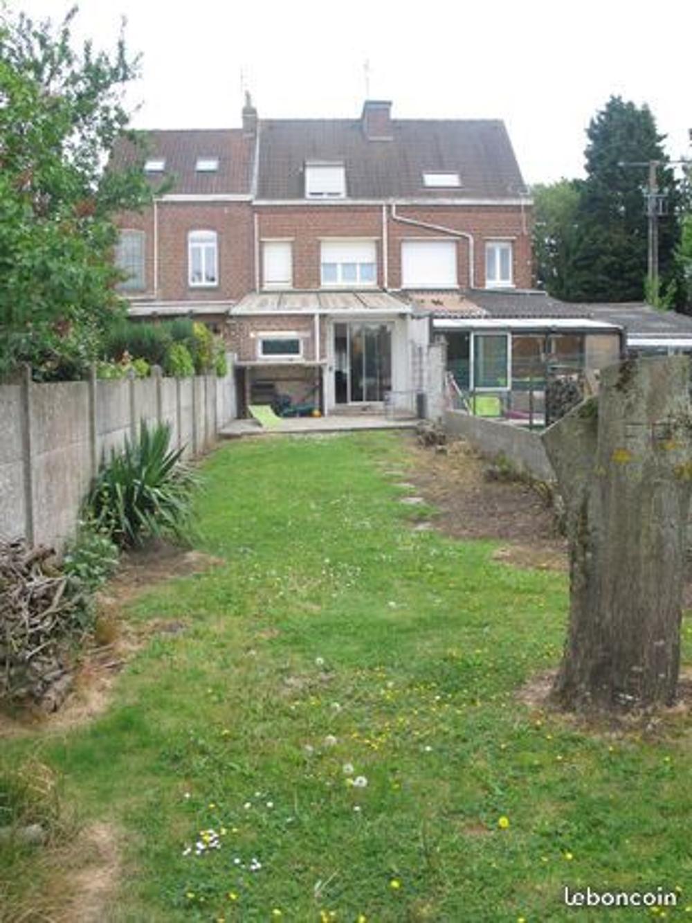 Sailly-sur-la-Lys Pas-de-Calais Haus Bild 3336286