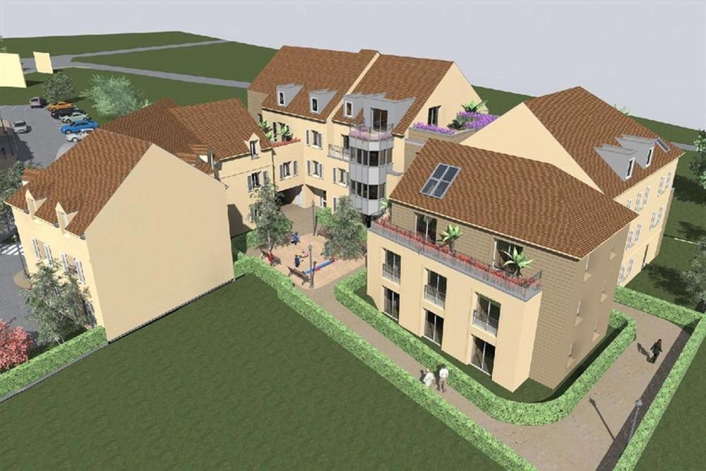 Moussy-le-Neuf Seine-et-Marne Apartment Bild 3347327
