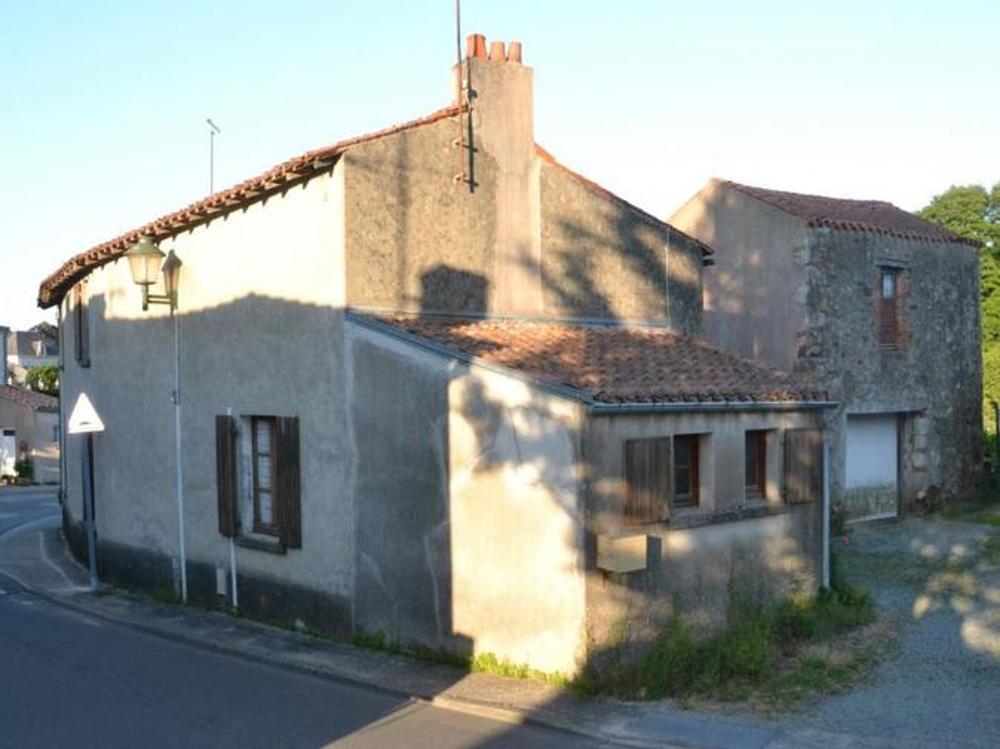 La Flocellière Vendée Haus Bild 3368981