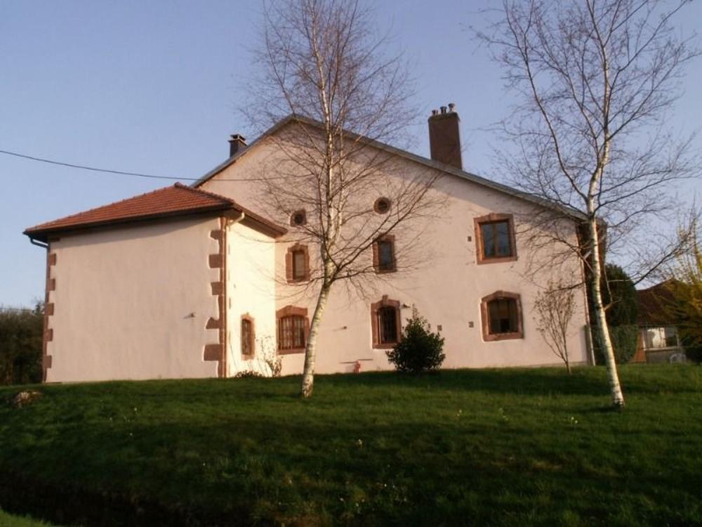 Saint-Michel-sur-Meurthe Vosges Haus Bild 3381359
