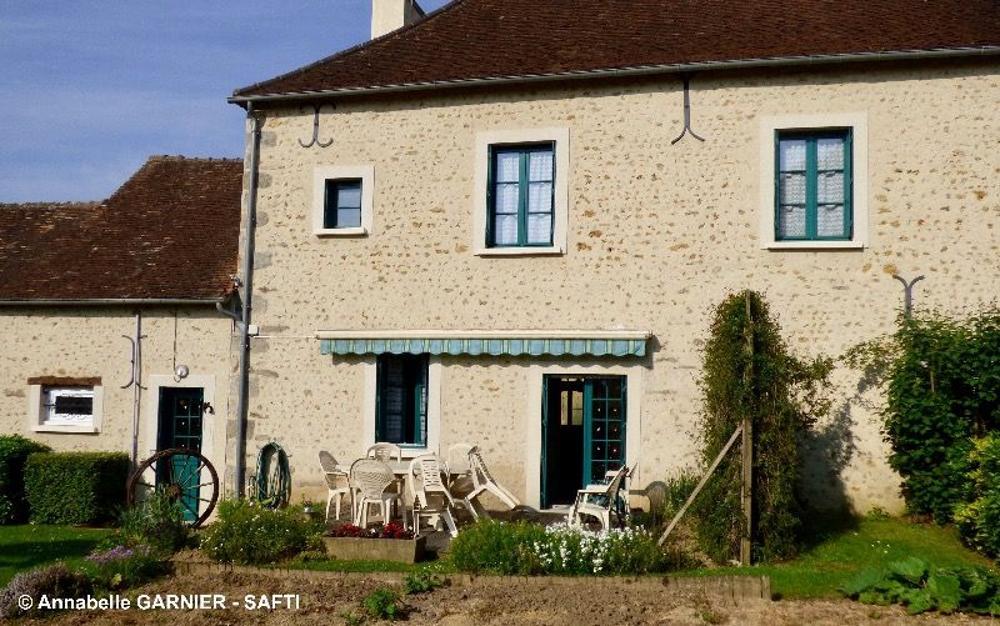 Beaumont-sur-Sarthe Sarthe Haus Bild 3382174
