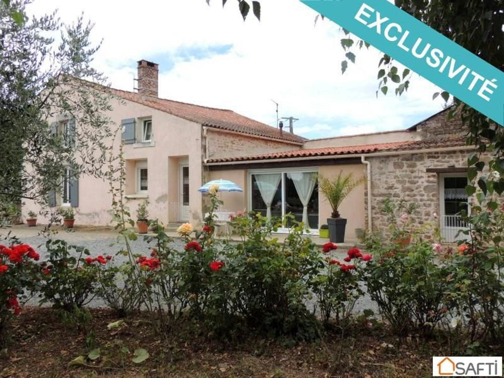 Saint-Cyr-des-Gâts Vendée huis foto 3335691