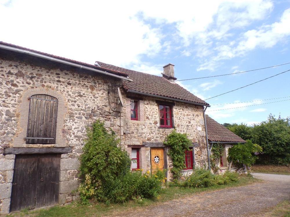 Saint-Moreil Creuse maison photo 3310663
