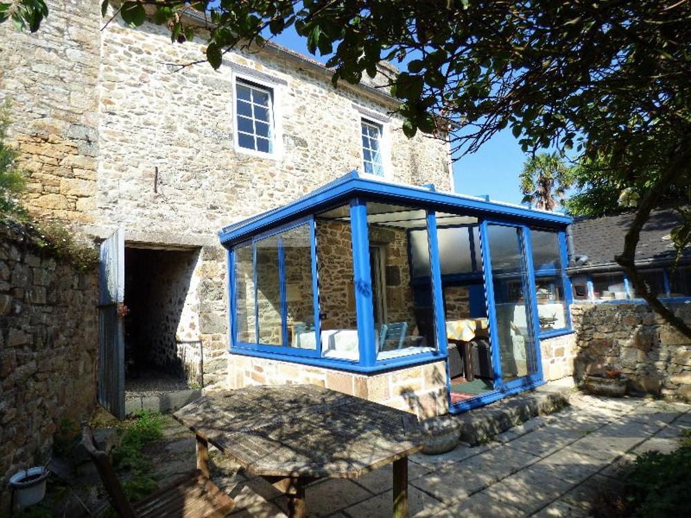 Daoulas Finistère Haus Bild 3382317