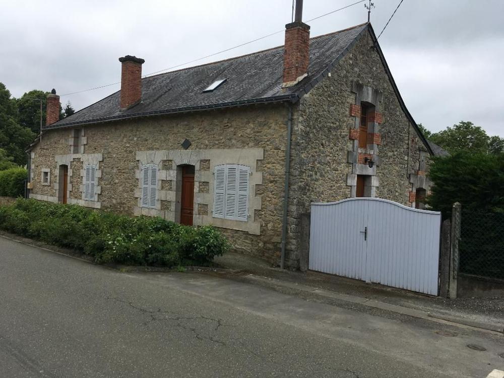 Bouère Mayenne Haus Bild 3317761