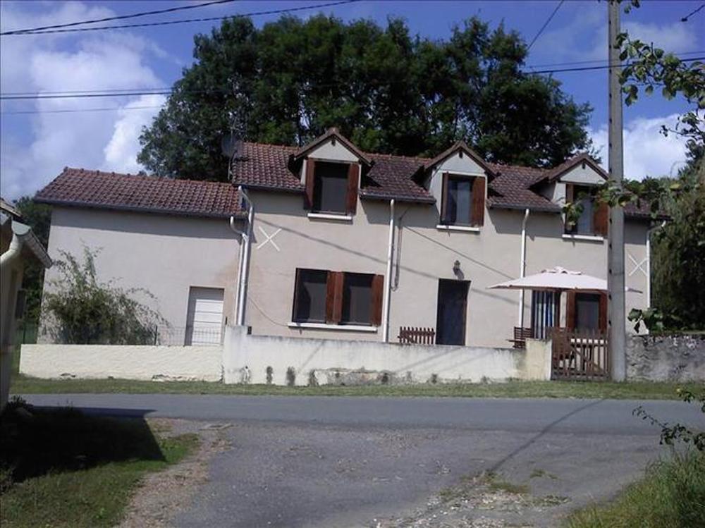 Prissac Indre Haus Bild 3347238