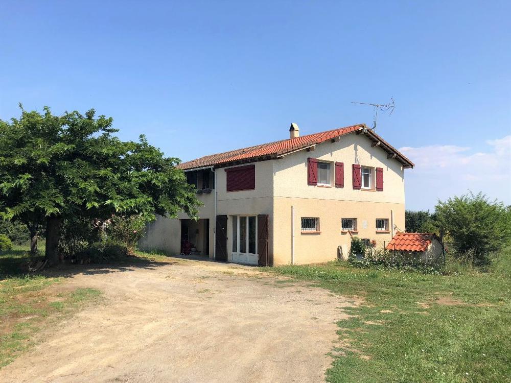 Longages Haute-Garonne Haus Bild 3306463