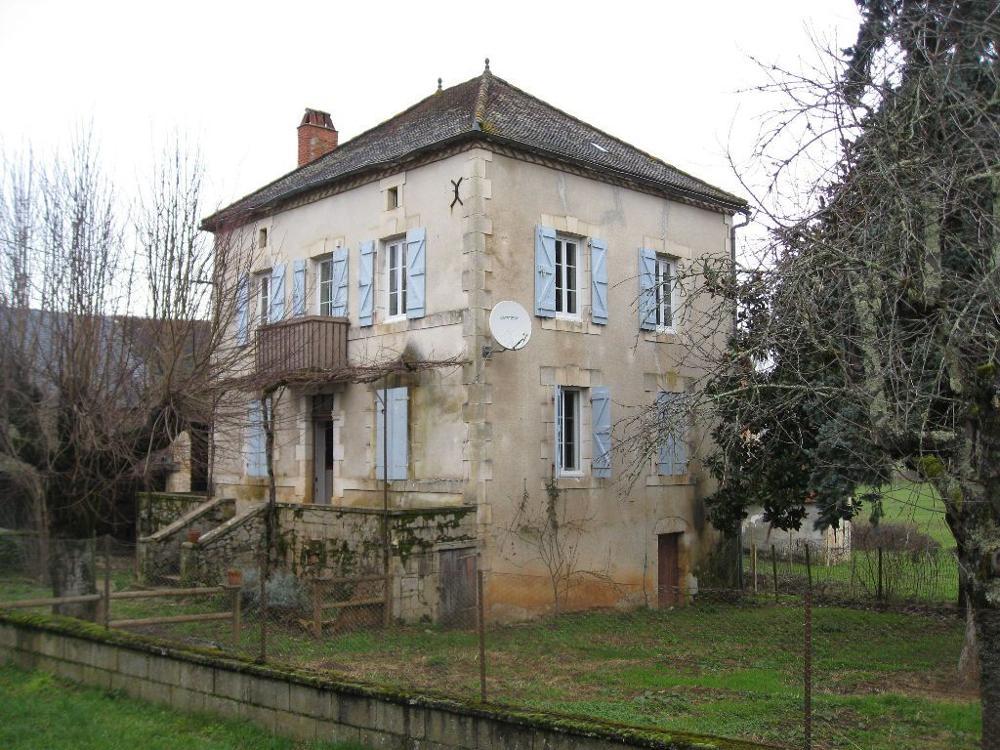 Saint-Céré Lot Haus Bild 3309982