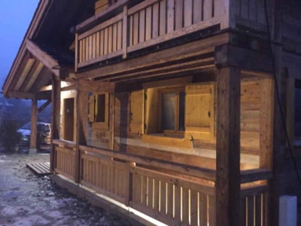 Morillon Haute-Savoie Haus Bild 3337717