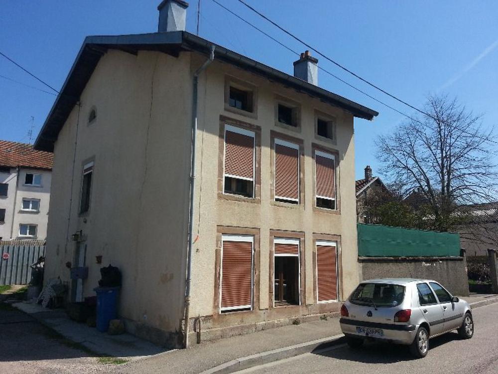 Rambervillers Vosges Haus Bild 3328574