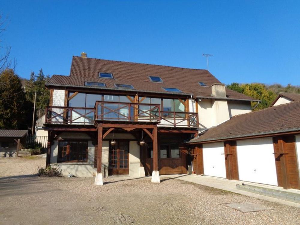Gasny Eure Haus Bild 3376139