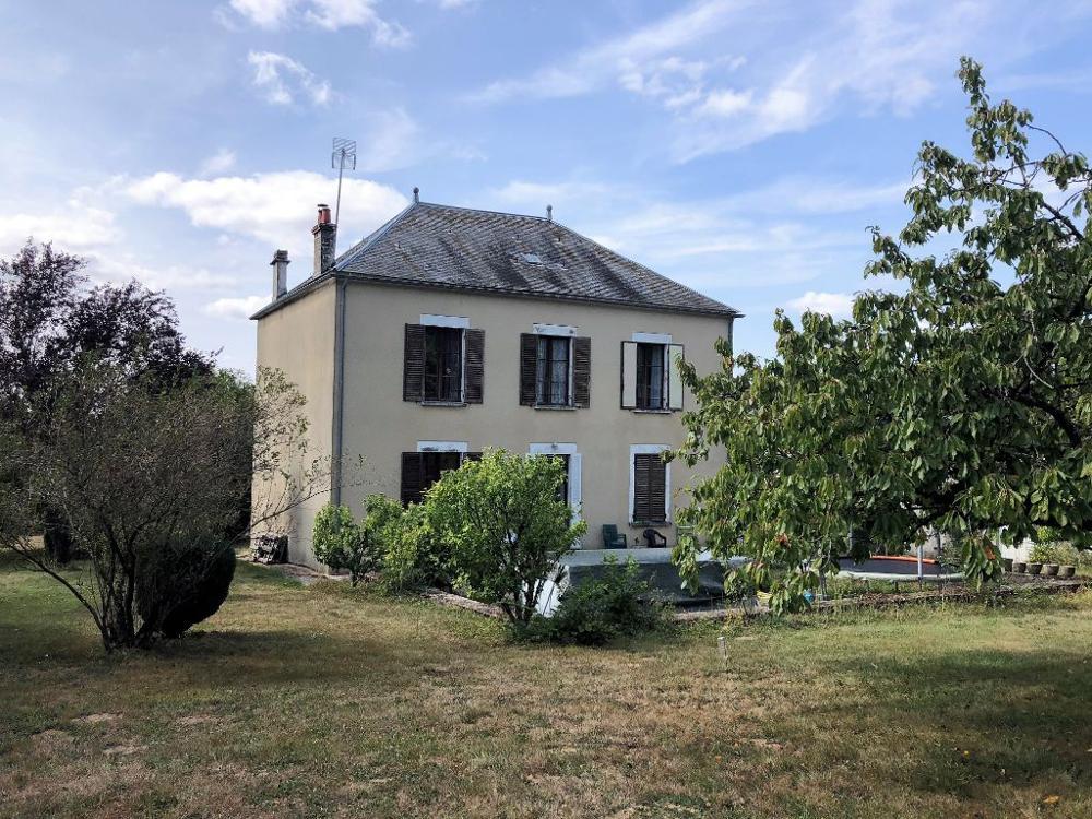 Quarré-les-Tombes Yonne Haus Bild 3313785