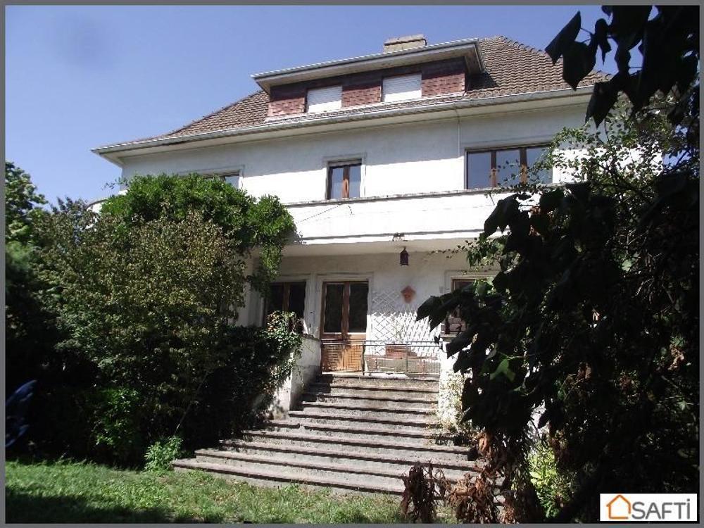 Morhange Moselle Haus Bild 3381754