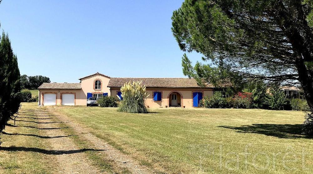 Nailloux Haute-Garonne Haus Bild 3306470