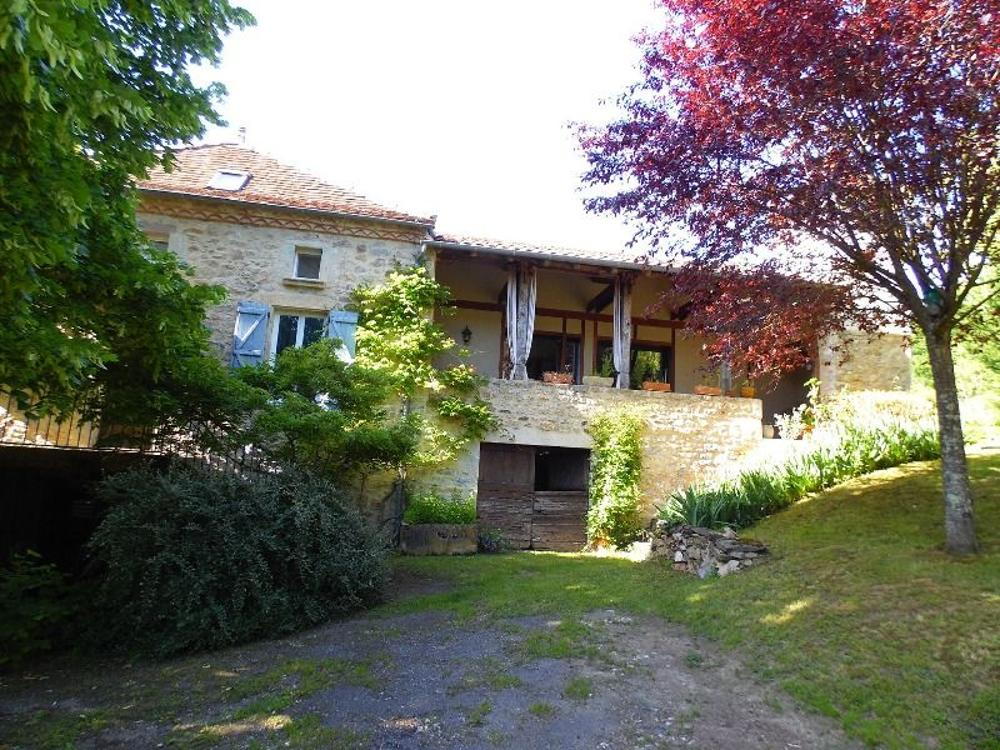 Saint-Céré Lot Haus Bild 3329967