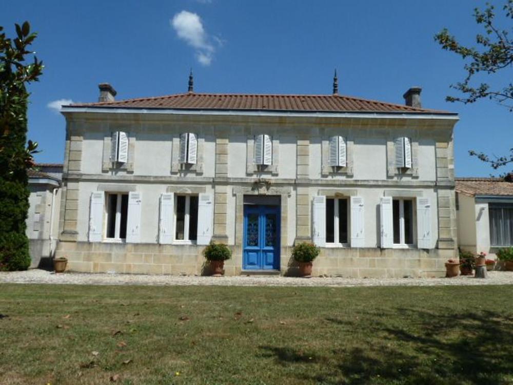 Clérac Charente-Maritime Haus Bild 3381212