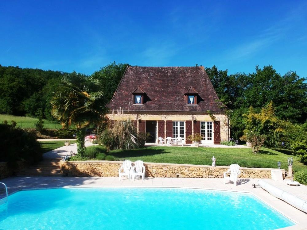 Siorac-en-Périgord Dordogne Haus Bild 3367619