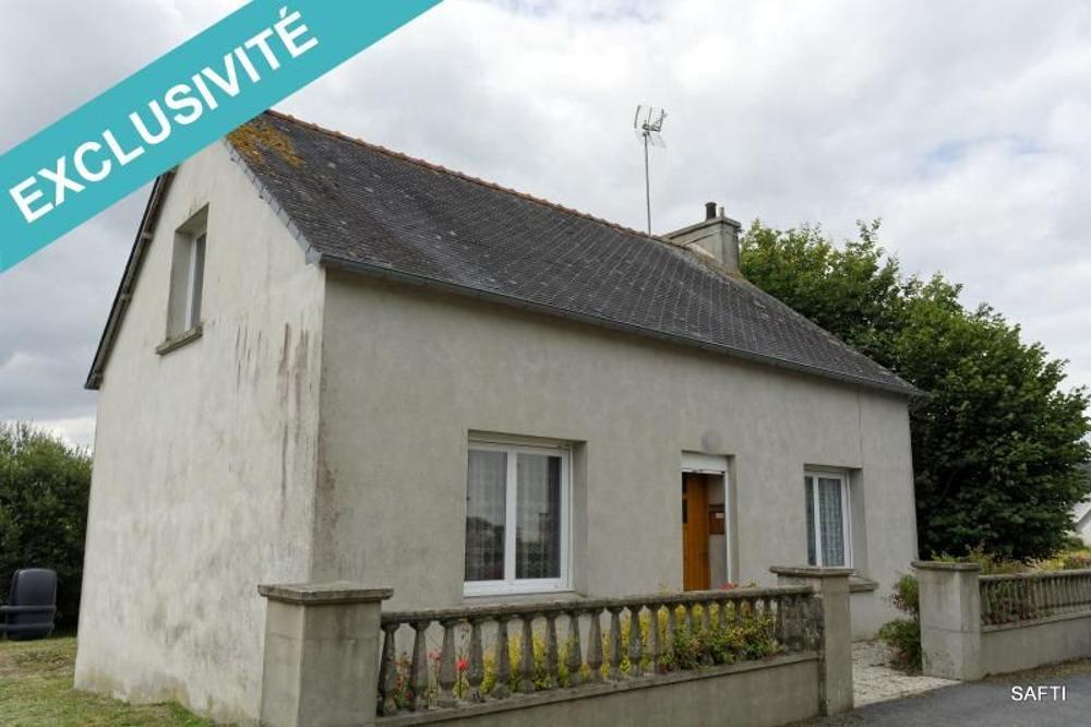 Trégourez Finistère huis foto 3381975