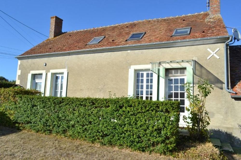 Ourouer-lès-Bourdelins Cher Haus Bild 3338694