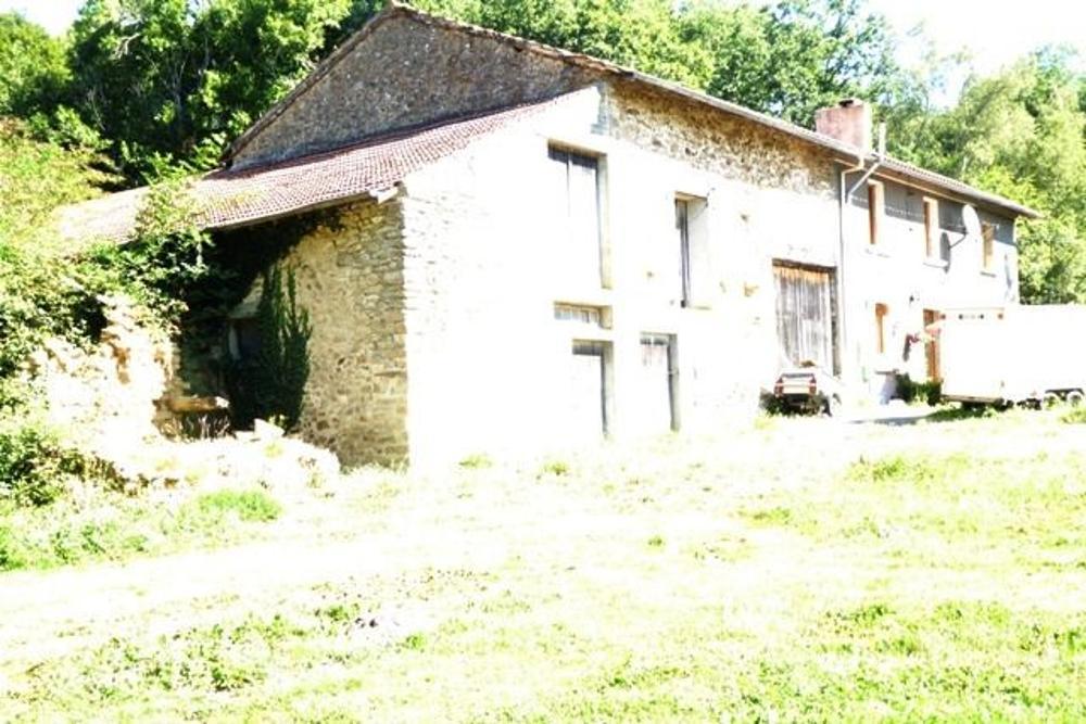 Bessines-sur-Gartempe Haute-Vienne maison photo 3346182