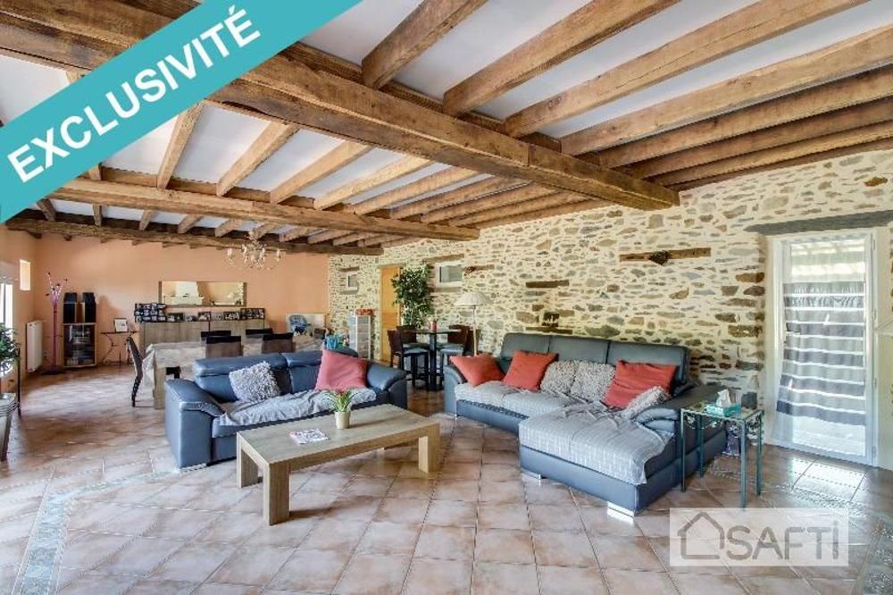 Argentré-du-Plessis Ille-et-Vilaine Haus Bild 3333560