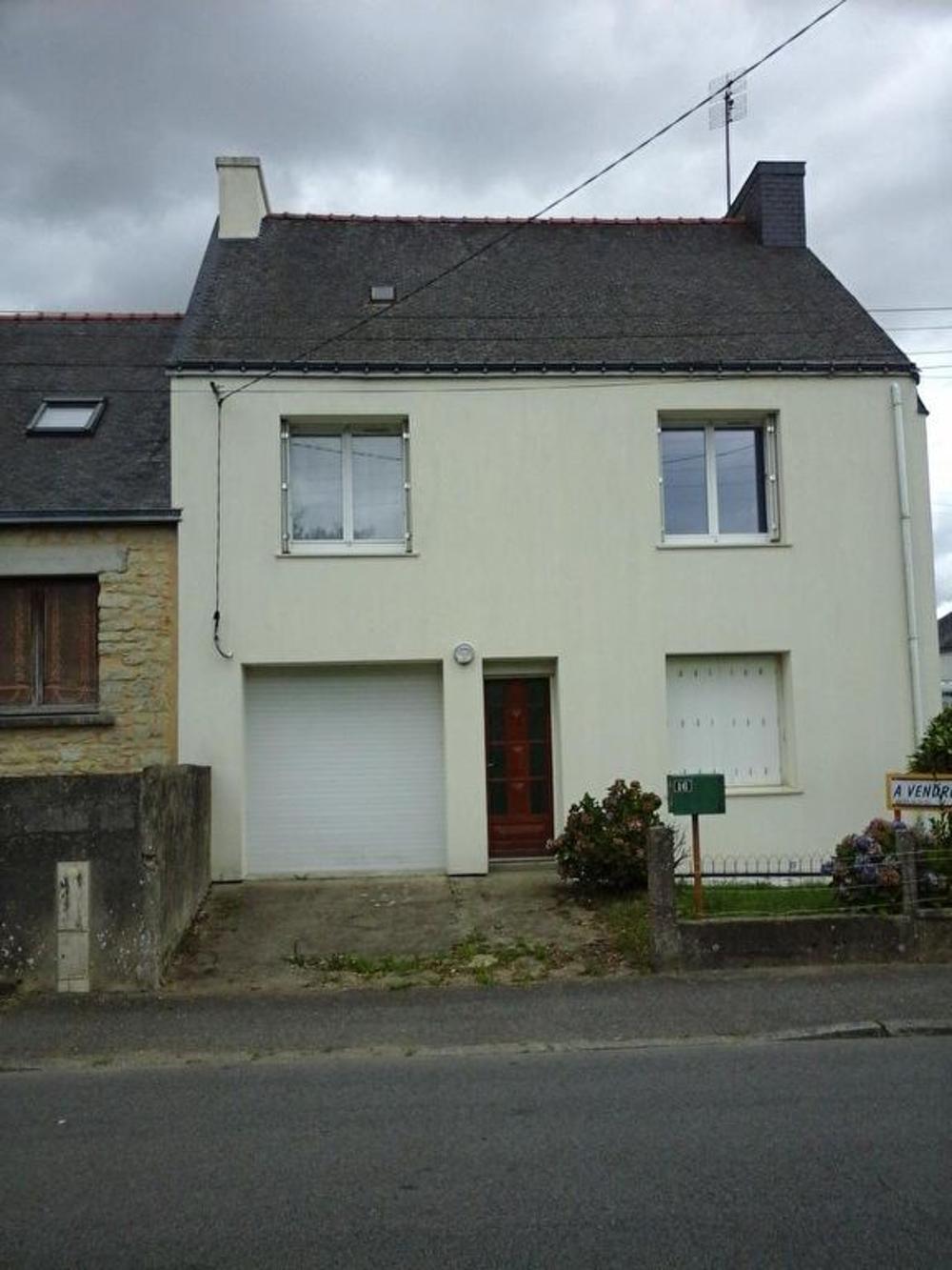 Saint-Caradec-Trégomel Morbihan Haus Bild 3364841