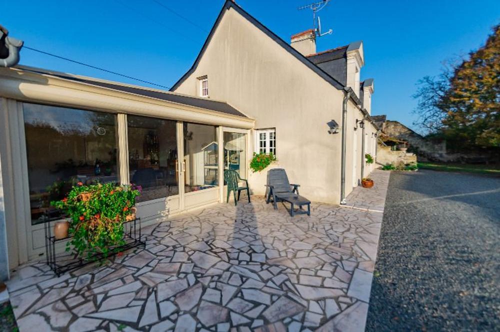 Bourgueil Indre-et-Loire Haus Bild 3344617