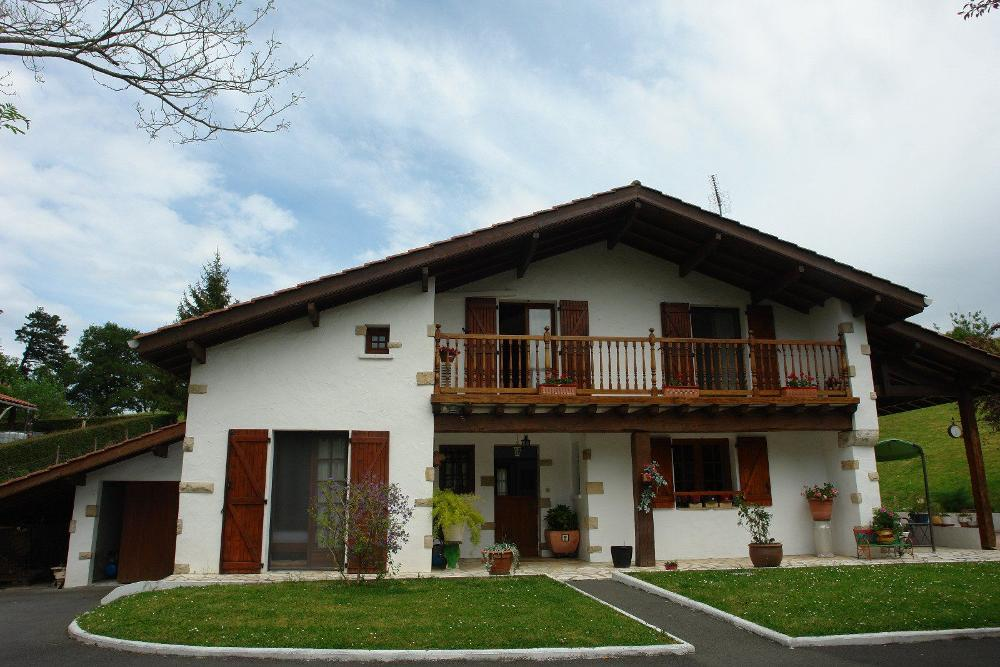 Urrugne Pyrénées-Atlantiques Haus Bild 3354735