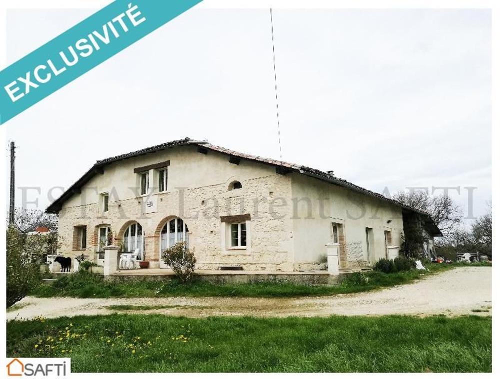 Cadours Haute-Garonne Haus Bild 3344704