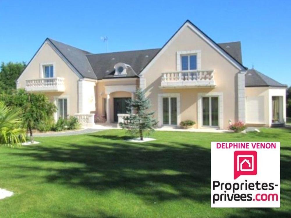 Saint-Martin-d'Abbat Loiret Haus Bild 3313670